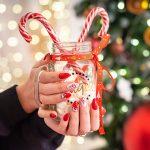 Manicure na święta Bożego Narodzenia