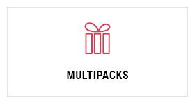 Multipacks e-Trena.co.uk